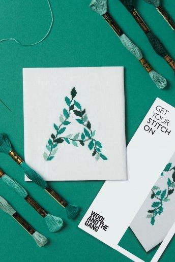Leafy Letters -WATG Kit
