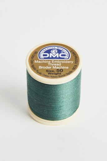Machine embroidery thread, size 50