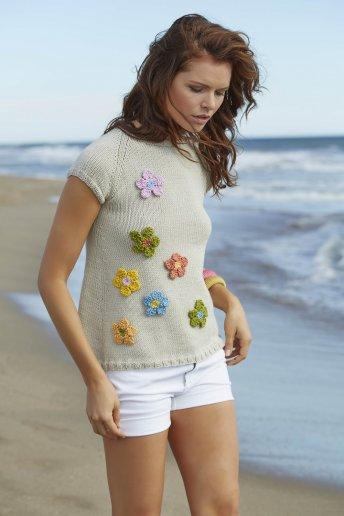 Modèle tricot torino pull