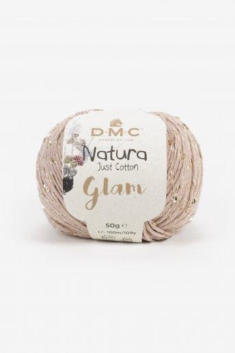 Fil Natura Glam crochet et tricot
