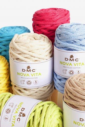 Fil Nova Vita 12 crochet macramé tricot
