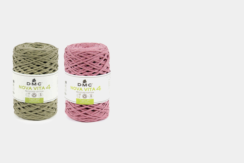 Fil NOVA VITA 4 - Crochet Tricot Macramé