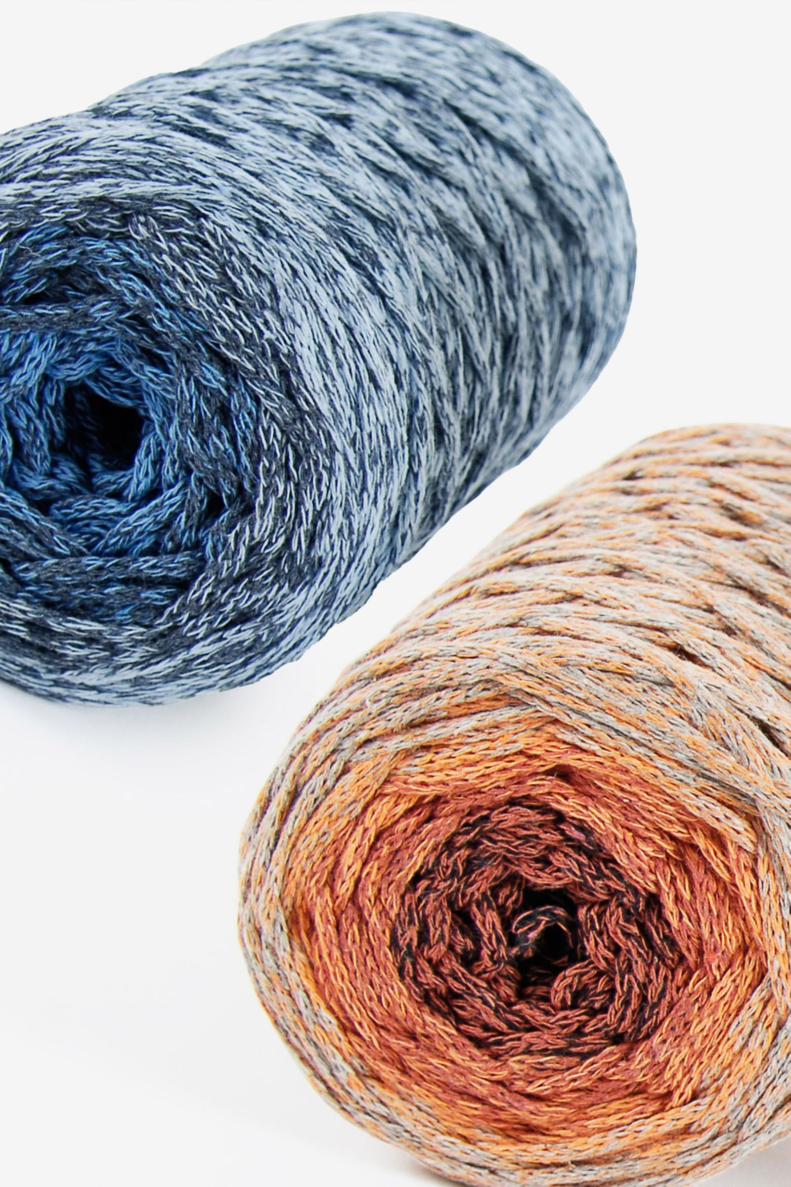 Fil NOVA VITA 4 - Couleurs Multico - Crochet Tricot Macramé
