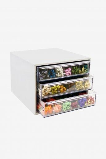 Modern Grey Storage Cabinet