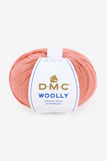 Woolly Merino Wool Yarn - 48 Colors