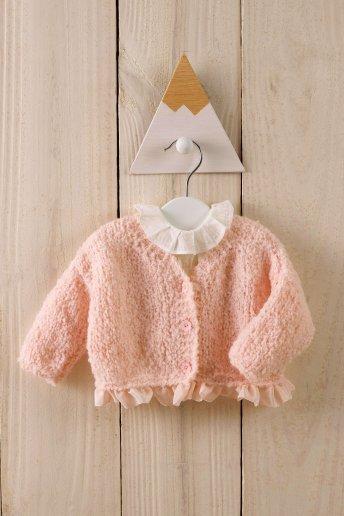 Catalogue bébé en laine Bouclette