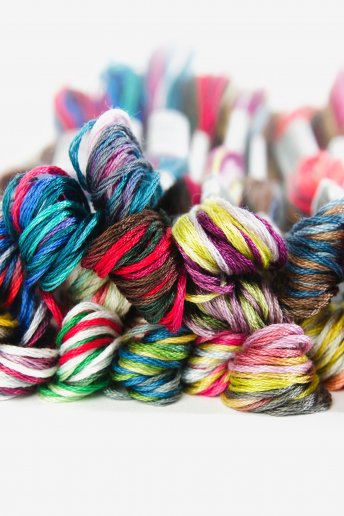 24 Skein Coloris Color Pack