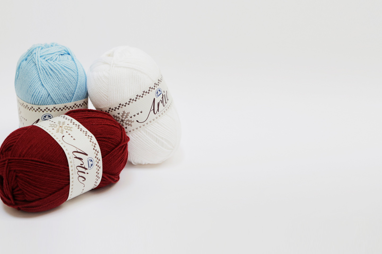 Artic lana acrílica 550