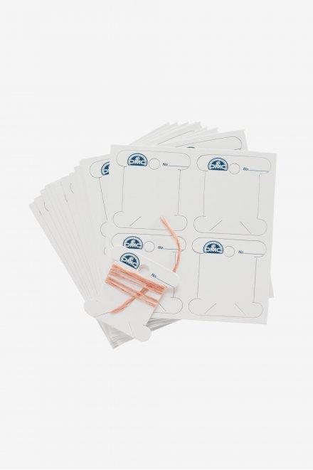 Tarjetas de cartón 6101