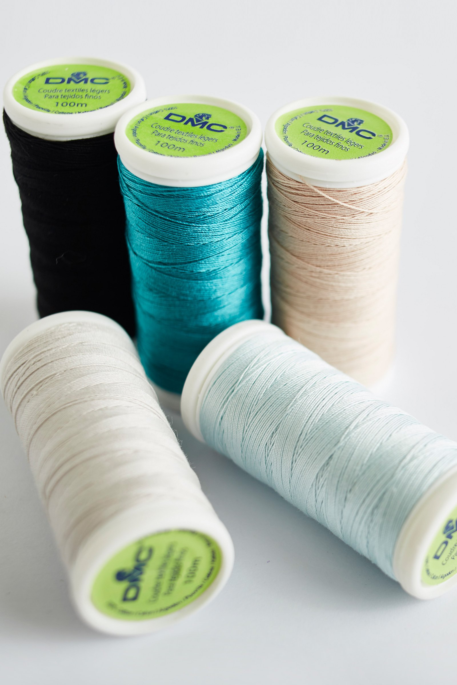 Cotton sewing thread 100m