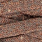Hoooked Ribbon lurex Copper Wood