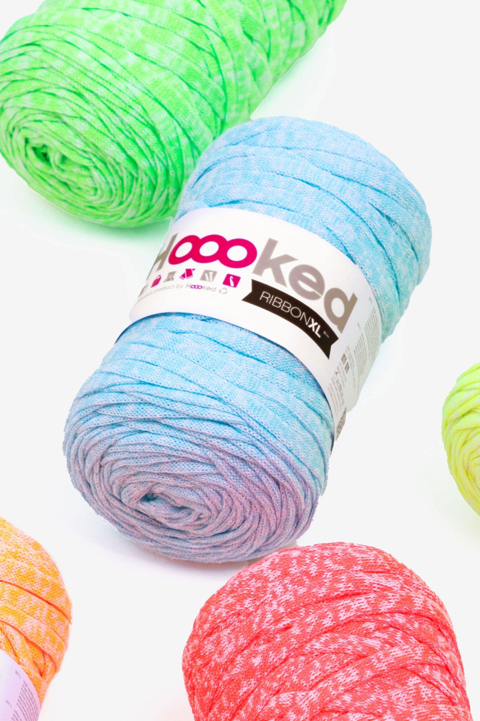 Fio Hoooked Ribbon XL Neon
