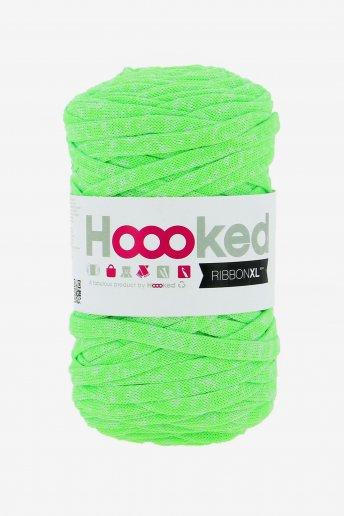 Fil Hoooked Ribbon XL néon