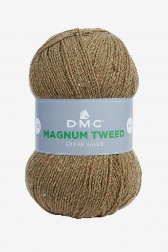 Lã Magnum Tweed Just Knitting