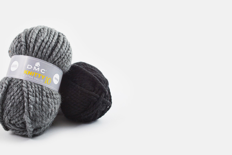 Lã Knitty 10 Just Knitting