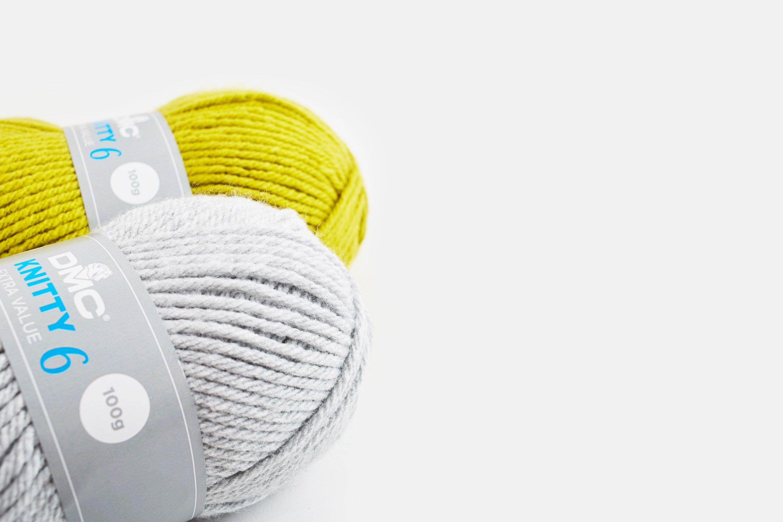 Lã Knitty 6 Just Knitting