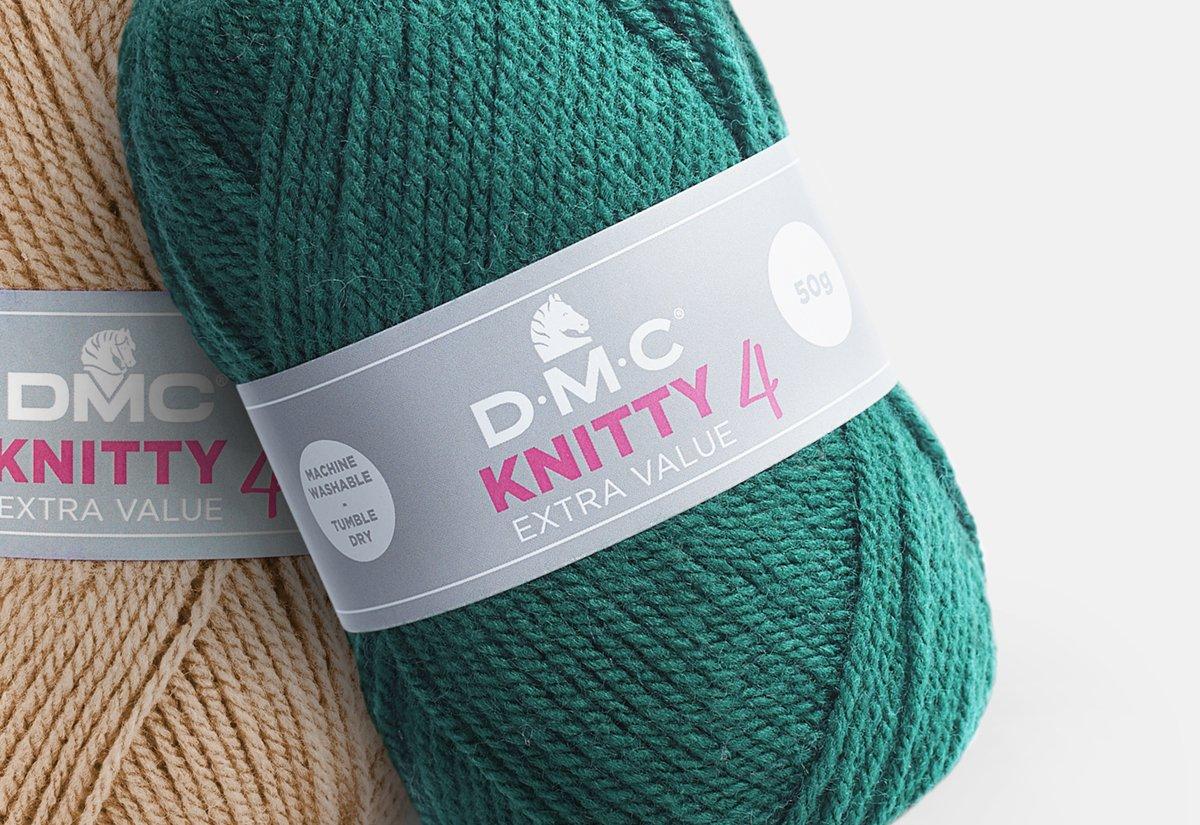 Lã Knitty 4 Just Knitting