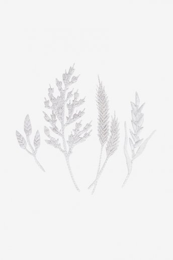 Grains and Grasses - pattern