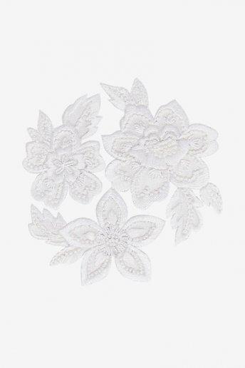 Three Flowers - pattern