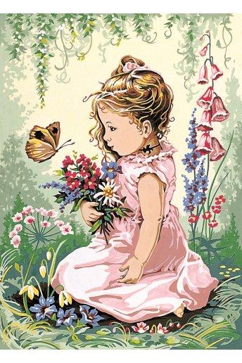 Elise et le papillon k70929_195