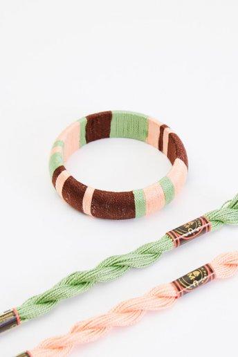 Ruesli bracelet - pattern