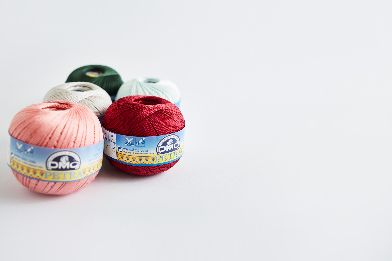 Petra Cotton Thread Size 8 - 100g/875 yds