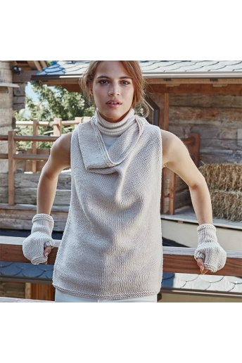 Modello tricot Anna maglione