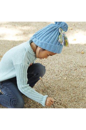 Modello tricot Billy berretto