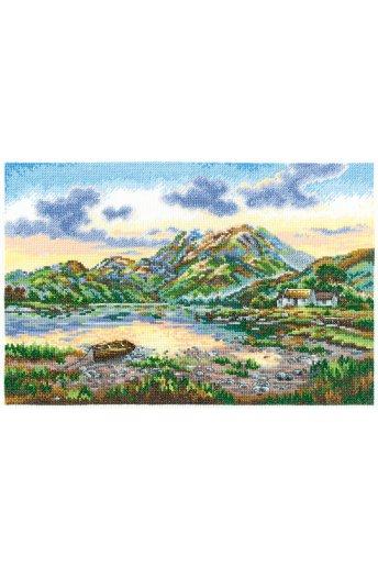 Paisagem escocesa art. bk1118