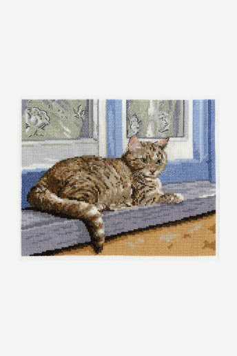 A Favorite Place Cross Stitch Kit