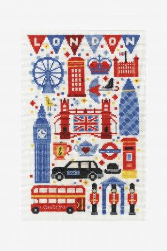 London tourist attractions kit
