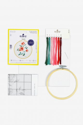 Stitch Kit XS - Rose