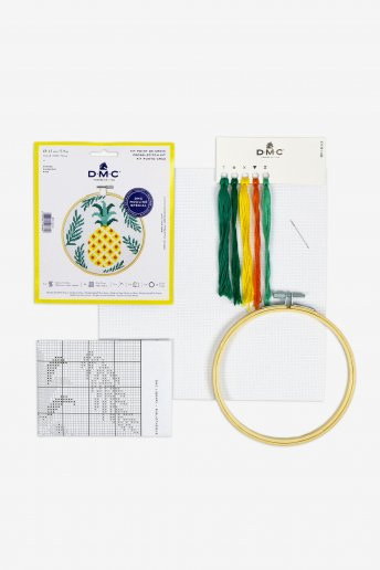 Stitch Kit XS - Pineapple