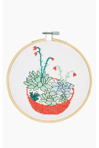 Stitch Kit XS - Succulent