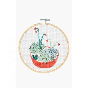 Stitch Kit XS - Succulent