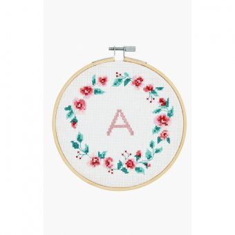 Stitch Kit XS - Wreath