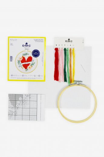 Stitch Kit XS - Heart