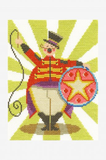 Ring Master Cross Stitch Kit