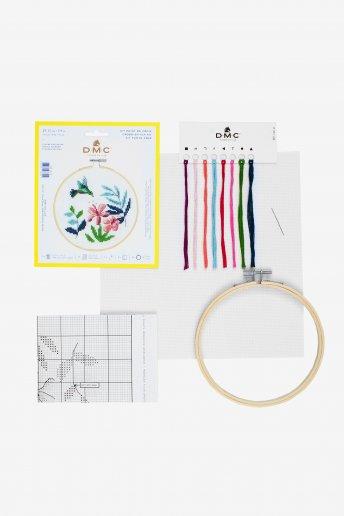 Stitch Kit XS - Exotice Flowers