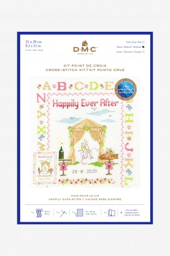 Happily Ever After Cross-stitch Kit