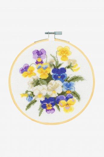 Violets <フラワー&ボタニカル>