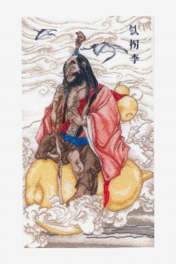 Immortal 1 Li Tie Kaui