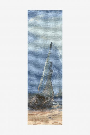 The National Gallery×DMC Mini Cross Stitch Kits ボニントン「ラ・フェルテ」