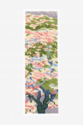 Cherry Blossoms Bookmark Kit