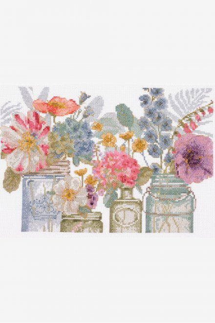 Rainbow seeds Flowers X(リサ・オーディット)