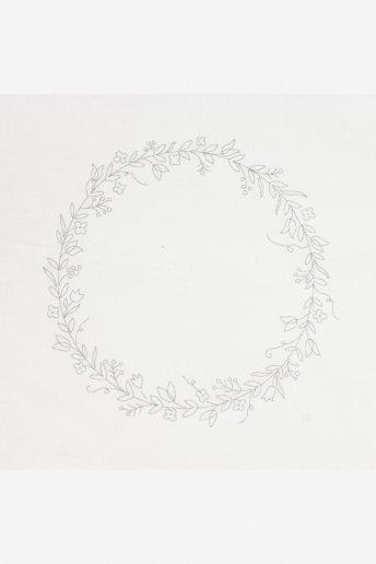 Coroncina fiorita bt014