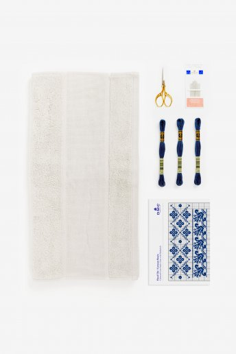 Four Border Patterns Towel Bundle