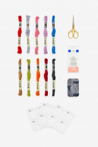 Pack fil étoile et accessoires