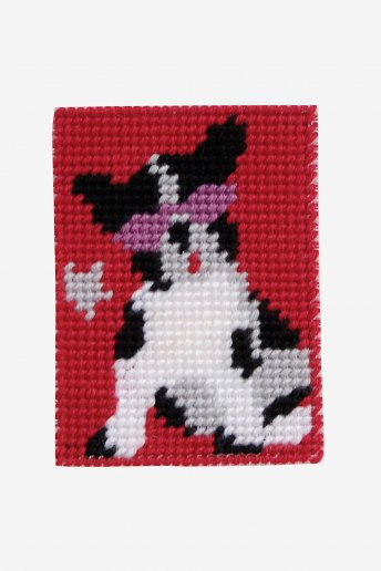 Kids Tapestry Kit-French Bulldog