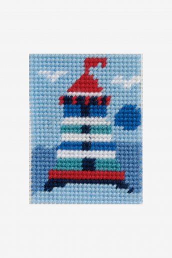 Kids Tapestry Kit -  Lighthouse